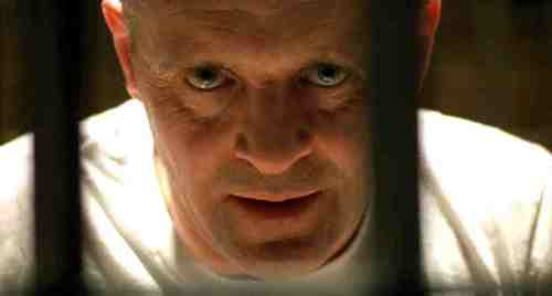 """""""Anthony Hopkins Lecter"""