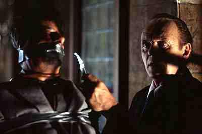 """Anthony Hopkins Hannibal Lecter"