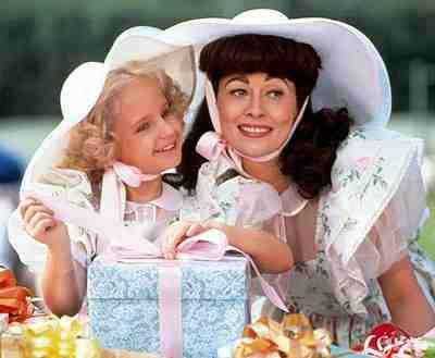 Mommie Dearest Christina and Joan