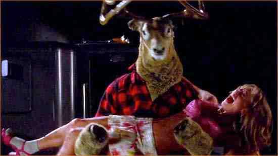 Movie Still: Deer Woman