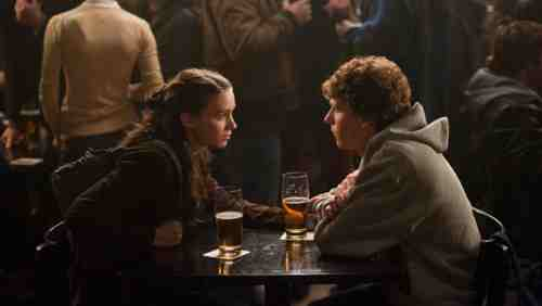 In Defense of The Social Network: Movie demonizes sexism, doesn't glamorize it. 8