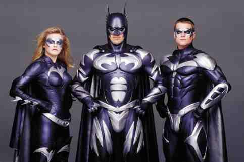 Movie Still: Batman & Robin