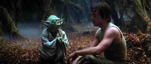 The Empire Strikes Back - Dagobah