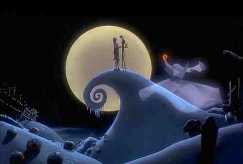 The Nightmare Before Christmas - Ending