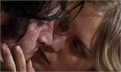 The Brown Bunny – Vincent Gallo and Chloe Sevigny