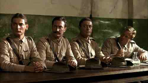 Breaker Morant - The Court-Martial