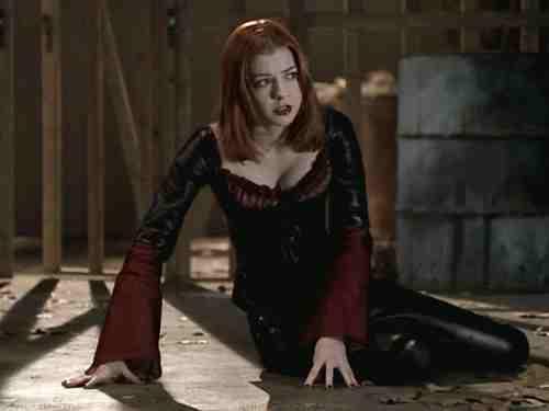 Buffy the Vampire Slayer TV still