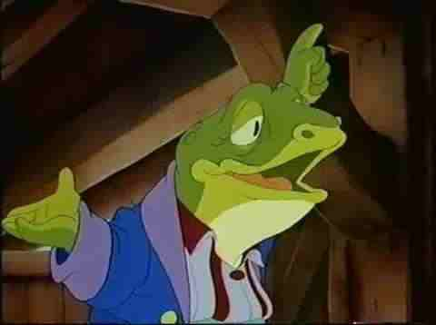 Wind in the Willows (1987) - Charles Nelson Reilly as Mr. Toad
