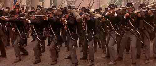 Gangs of New York Civil War