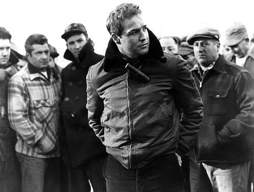 On The Waterfront (1954) Marlon Brando as Terry Malloy