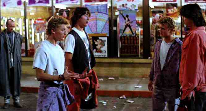 Bill and Ted 1989