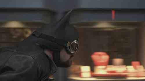Mallrats - Director Kevin Smith as Silent Bob as Batman
