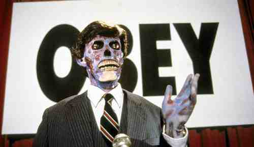 They Live (1988) - The Famous Obey