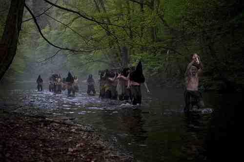 Black Death (2010) Religious Penitents