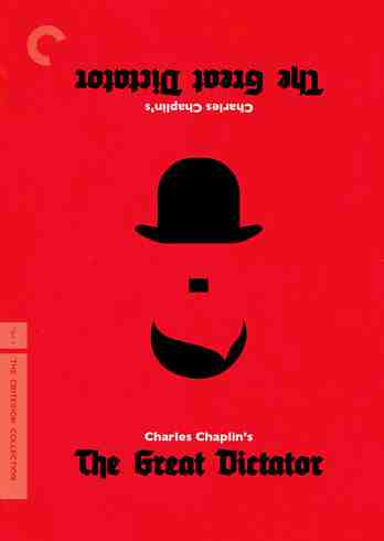 Criterion Box for The Great Dictator