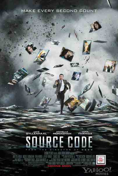 The Poster for Source Code
