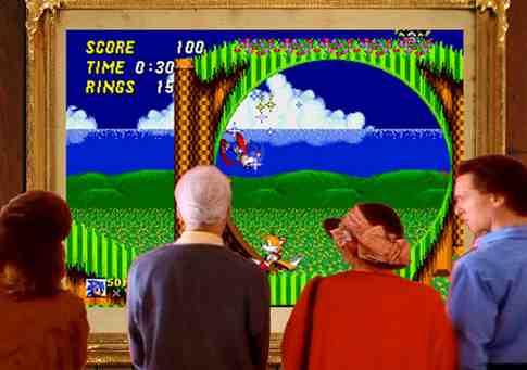 Art Critique of Sonic the Hedgehog