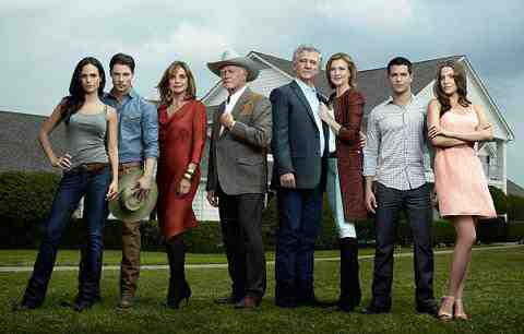 The Cast of Dallas 2012