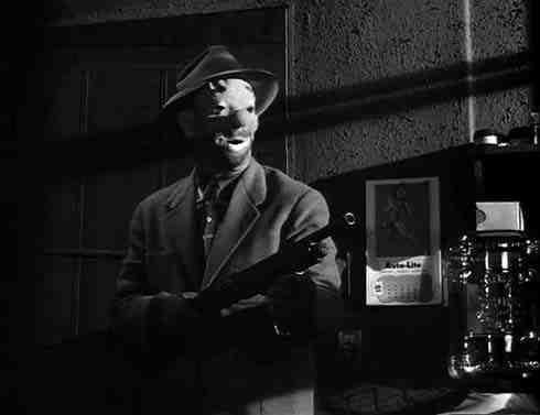 Sterling Hayden in Stanley Kubrick's The Killing (1956)