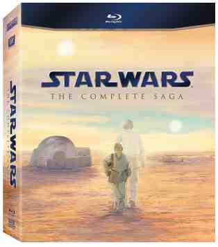 Star Wars Blu-Ray Box