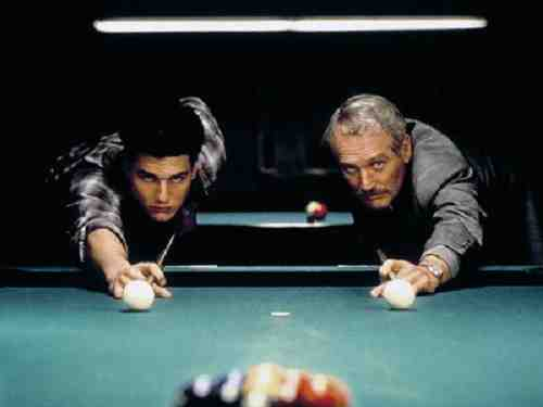 The Color Or Money (1986) - Tom Cruise And Paul Newman