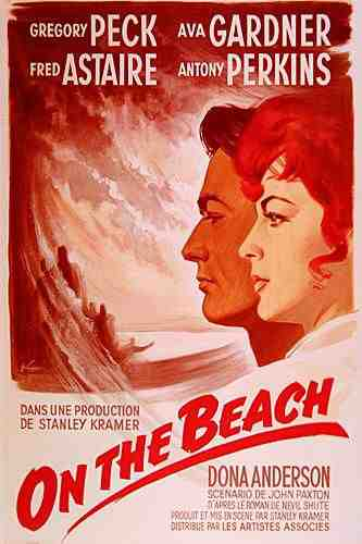 The Poster for Stanley Kramer's On The Beach