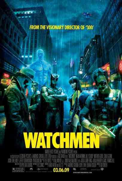 Watchmen Film Poster