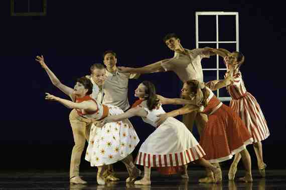 Smuin Ballet Kicks Off Its 2011-2012 Season 9