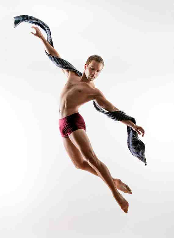New Kid on the Smuin Ballet Block:  Jared Hunt 5