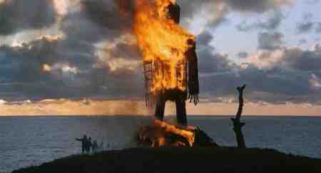 The Wicker Man (1973) directed by Robin Hardy