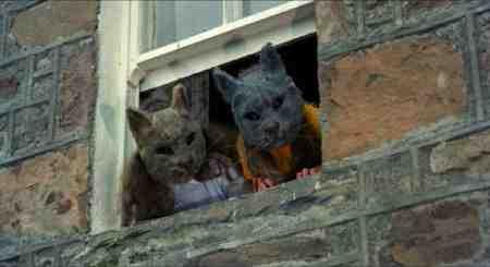 The Wicker Man (1973) Animal Masks