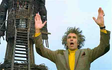 The Wicker Man (1973) Christopher Lee