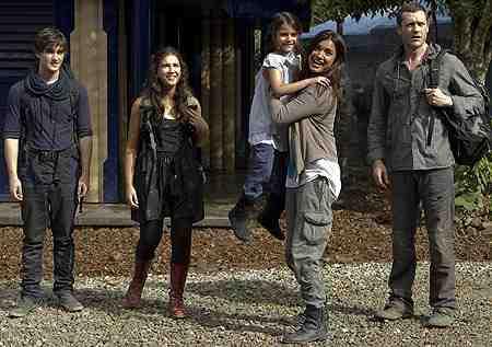 The Shannon Family from Terra Nova