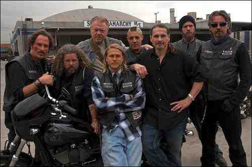 The Sons of Anarchy Motorcycle Club