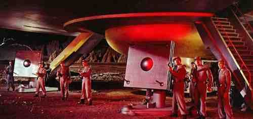 The brave new world of Forbidden Planet (1956)