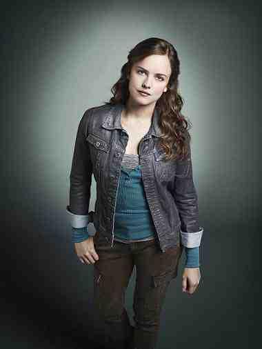Allison Miller as Skye in Terra Nova