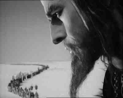 Nikolay Cherkasov as Ivan The Terrible