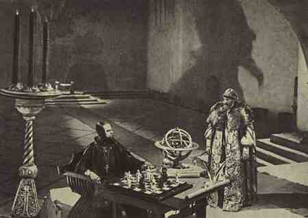 A Game Of Chess In Ivan The Terrible
