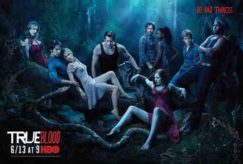 True Blood's fourth season is a tangled web of night creatures.
