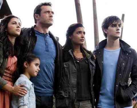 The Shannon Family of Terra Nova Within