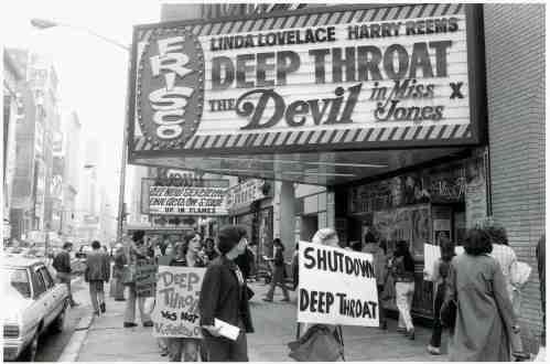 Inside Deep Throat Deep Throat Poster