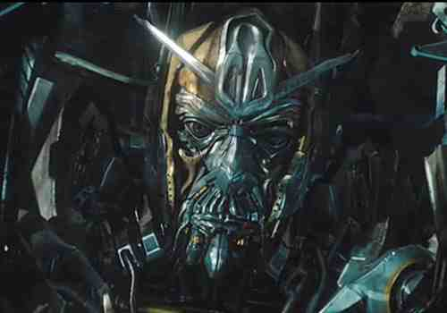 Sentinel Prime in Transformers Dark of the Moon