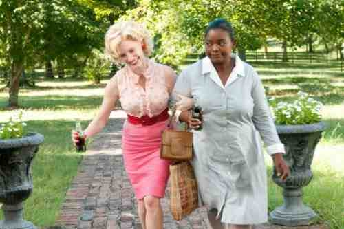 The Help Octavia Spencer Jessica Chastain
