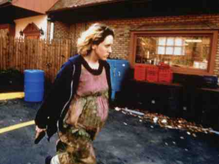 Brooke Smith protects her baby and kills for two in Series 7 The Contenders