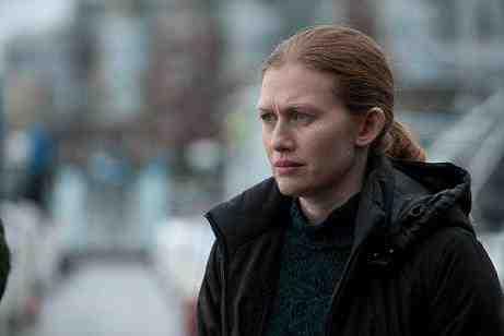 Sarah Linden (Mireille Enos) in The Killing Season 2, Episode 4 Ogi Jun-
