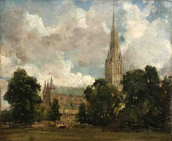 John Constable: Oil Sketches from the Victoria and Albert Museum 1