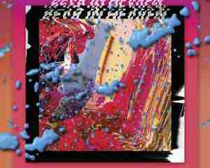 Bear In Heaven: I Love You, It's Cool: Album Cover