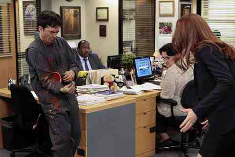 THE OFFICE --