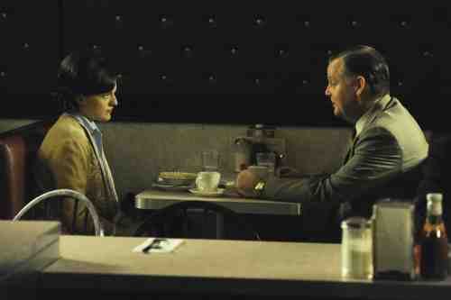 Mad Men Peggy and Freddie