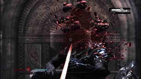 Gears of War 3: Headshot
